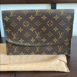 Authentic Louis Vuitton Pochette Rabat